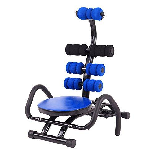 Home Gym Gewichtheben Bank, Faltbares Sitzen Vertikale Board Fitnessgeräte Sit-Up Bauchmuskel Home Board Trainingsstufe Rückenlage