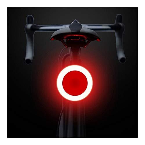 Frieed Linterna De Bicicletas 5 Iluminación Stash Luz Modo De Bicicletas De...