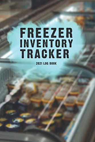 Freezer Inventory Tracker: Inventory Tracker for Small Business | Freezer Storage Tracker...