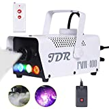 Best Fog Machines - JDR Fog Machine with Controllable lights, Disinfection LED Review