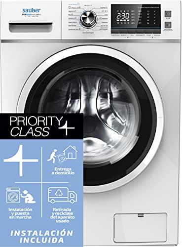 lavadora secadora bosch inox Marca SAUBER