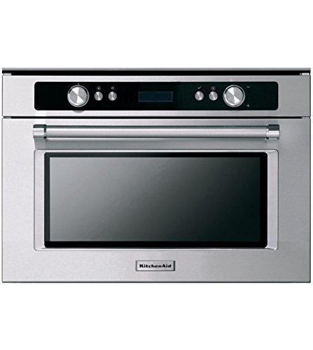 KitchenAid KMMXX 38600 - Horno microondas empotrable con