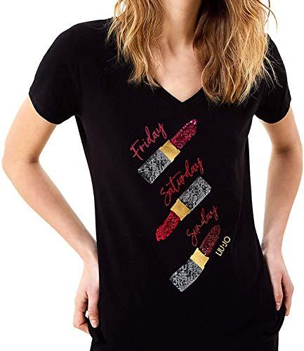 Liu Jo WA1270J5003 Camiseta Mujer S