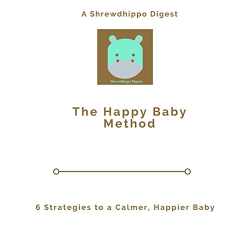 The Happy Baby Method audiobook cover art