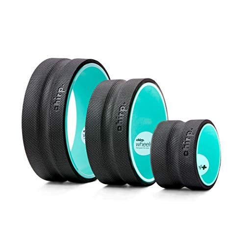 Chirp Wheel+ for Back Pain Relief - 3-Pack