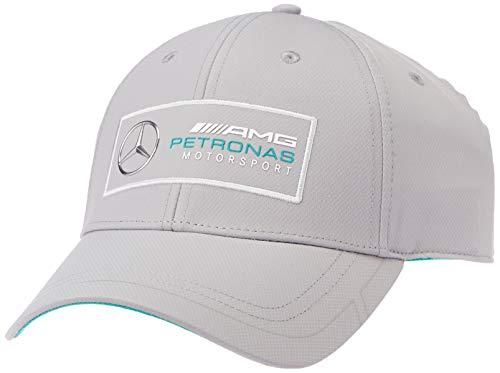 Mercedes AMG Petronas Mercedes Amg Team Baseball Cap Silver Gorra de béisbol Plateado, Talla única para Hombre