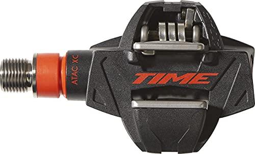 Time Unisex's ATAC XC8 Pedal, Black, One Size
