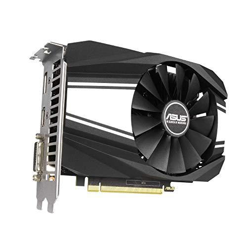 Asus GeForce GTX 1660 SUPER 6 GB Phoenix OC Video Card