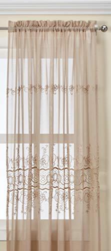 cortina macrame fabricante Commonwealth Home Fashions