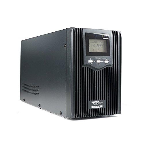 Mach Power UPS-LIT12DP Gruppo di Continuità Offline, Onda Sinusoidale Pura