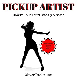 Pickup Artist: How to Take Your Game up a Notch audiobook cover art