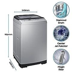 Samsung Fully-Automatic Top Loading Washing Machine