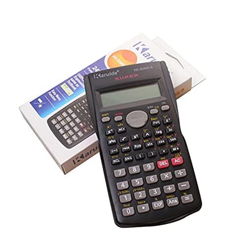 LLSL Calculadora científica de ingeniería, calculadora de Funciones, calculadora de la Escuela Secundaria con múltiples Modos Interfaz intuitiva, para la Universidad/Universidad/Oficina/Negocio