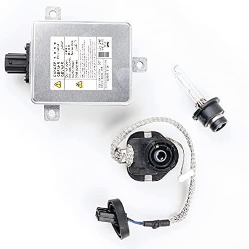 Xenon Headlight Ballast Control Unit W/D2S Bulb & Igniter Module Compatible with Acura TL MDX RDX...