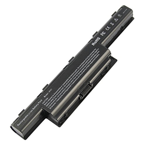 WXKJSHOP Replace Battery For Acer Aspire MS2290,MS2291,MS2307,MS2309,MS2310,MS2313,MS2319,MS2332,MS2343,NEW70,NEW80,NEW90,NEW75,PSWE0,P5WE6,PEW51,PEW71,PEW72,PEW76,P7YE0,ZQ3,ZQ5A,Q5W*1,Q5W*8 NEW95