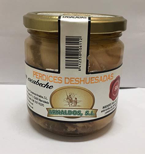Perdices Deshuesadas en Escabeche 360 g