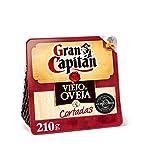 Gran Capitán Queso Cuña Cortada Viejo gan Capitan Oveja 210g