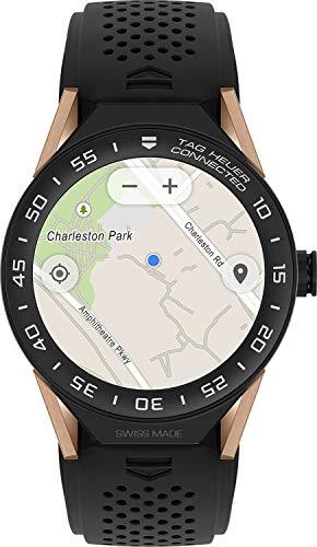 Tag Heuer Connected modulare orologio da uomo sbf8a8013.32ft6076