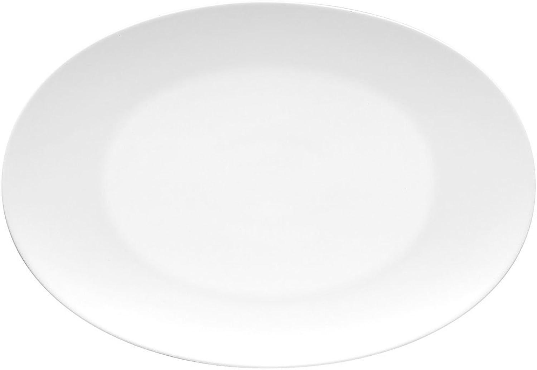 Rosanthal 11280-800001-12734 TAC Gropius - Platte   Servierteller Servierteller Servierteller - Porzellan - weiß - Ø 34 cm B0046ZF8D4 f18a50