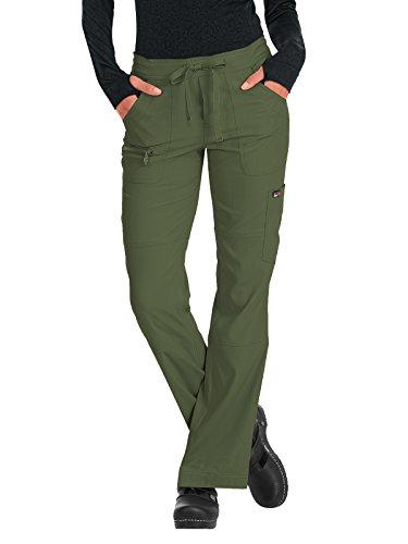 KOI Lite 721 Women's Scrub Pant Olive Green M