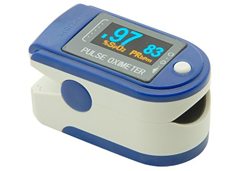 Tehwaaz CMS50D Pulse Oximeter
