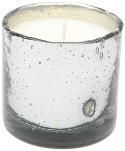 Himalayan Trading post Mercury Glass Soy Candle tumbler, Ginger patchouli, 368,5gram