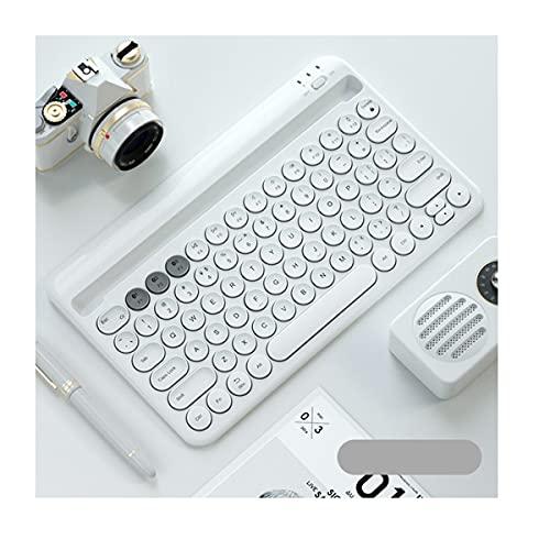 Accesorios para laptop Kit de ratones del teclado de los ratones de teclado Kit de ratones de teclado de Magic Bluetooth Silent Silent Mini Set para teléfono Laptop PC Gamer Accesorios de computador