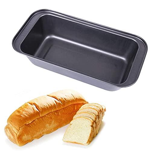 Patelnia Bochenek Cyna Prostokątna Patelnia do Pieczenia Nieprzywierająca do Domu Pieczenia Chleba Ciasta lub Stal Węglowa Nieprzywierająca Blaszka Bochenek