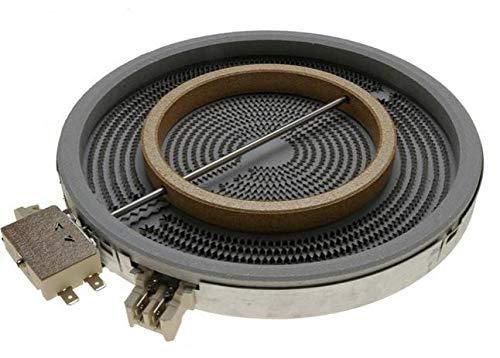 Heizkamin 2200 W (Durchmesser 230 mm) – Kochplatte – Whirlpool BAUCKNECHT, IKEA WHIRLPOOL, IGNIS