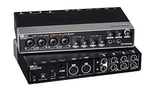 UR44 4x4 USB Audio Interface