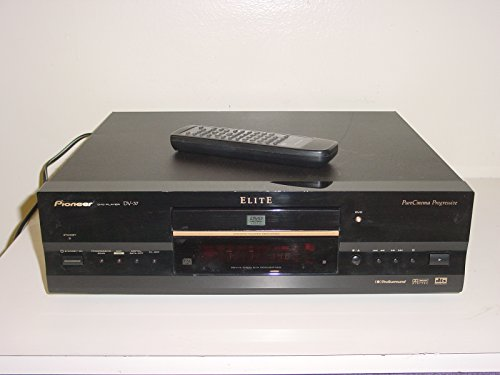 Review Pioneer Elite DV-37 DVD/CD Player