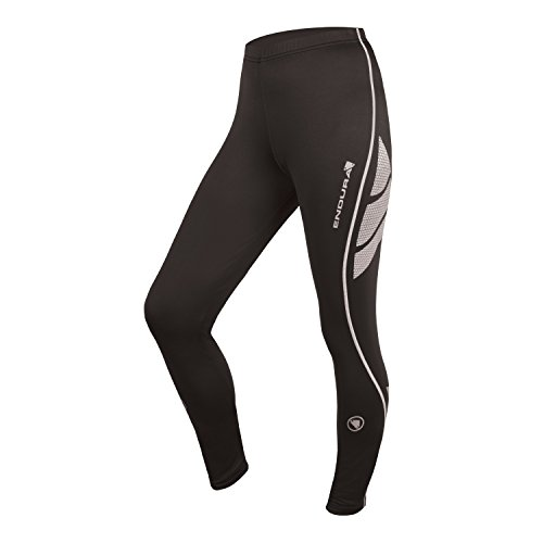 Endura Luminite Damenstrumpfhose, Damen, schwarz, X-Large