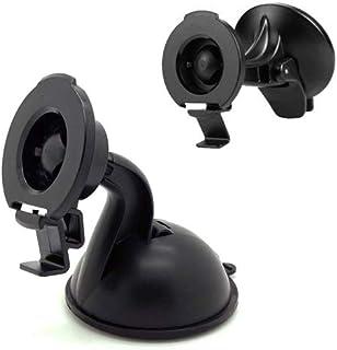 ChargerCity Rigid GripLock Dashboard Windshield Suction GPS Mount for Garmin Drive 50 51 52 60 61 62 DriveSmart 50 51 52 5...