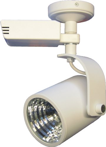 LampX LP17A Strahler für Aufbaumontage EVG 1x35 Watt HCI-T G12 30 Grad weiss