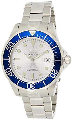 Invicta Relógio masculino automático 3046 Pro Diver Collection Grand Diver