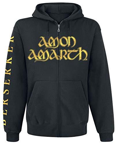 Amon Amarth Berserker Männer Kapuzenjacke schwarz L