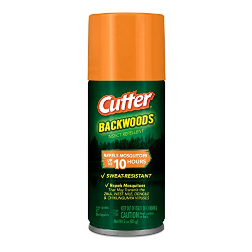 Read About Cutter HG-96735 Insect Repellent, 3 oz (Travel Size), Brown/A