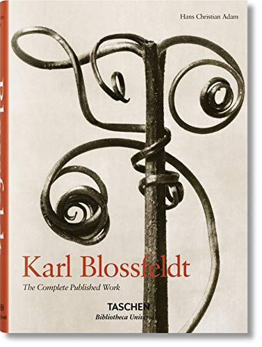 Karl Blossfeldt. The Complete Published Work: BU (Bibliotheca Universalis)