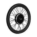 TOPQSC Ruedas de 20 a 29 Pulgadas Que Pueden usarse para Combinar con el Kit de conversión de Bicicletas. No Incluye el Motor (una Sola Rueda).