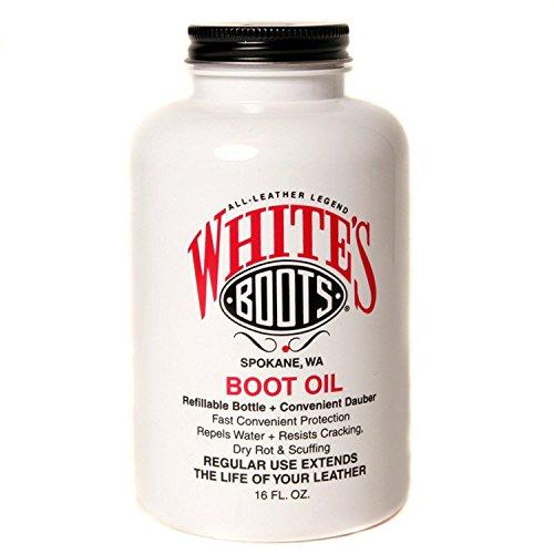 [ホワイツ] Boot Oil ブーツオイル 16FL オンス