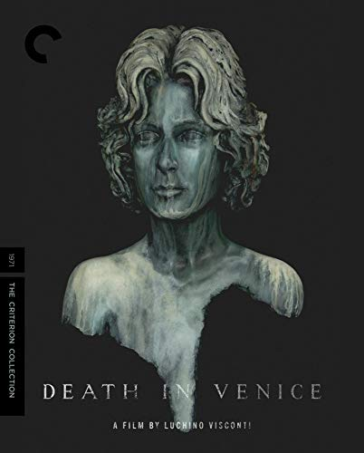 Death in Venice (The Criterion Collection) [Blu-ray]