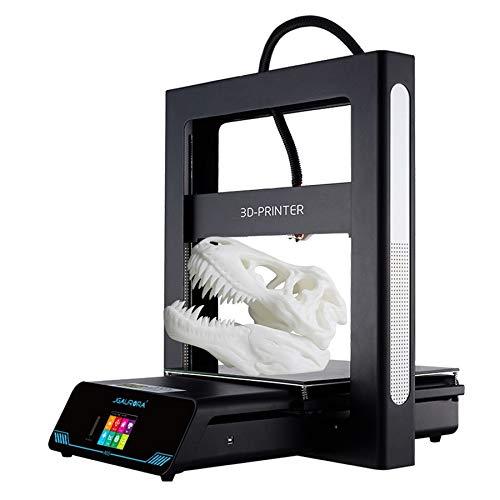IROSE Imprimante 3D Mini Plaque De Bureau De Haute Précision en Métal Cadre en Trois Dimensions Physiques De L'imprimante 3D A5S