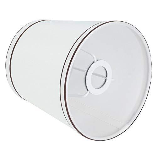 Mumusuki Huishoudelijke lampenkap, stof kroonluchter wandbehang hanglamp afdekking schaduw voor wandlampen, kroonluchters, kleine tafellampen, beige (E14 schroeflampen)
