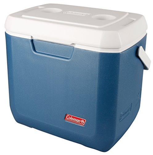 Coleman Xtreme 28QT Cooler Box - Blue/White, Small