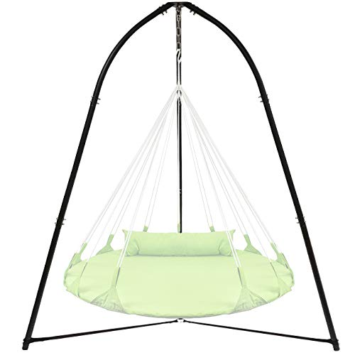 Sorbus Tripod Hanging Chair Stand Frame for Hanging Chairs, Swings, Saucers, Loungers, Cocoon...