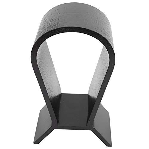 Soporte para auriculares, soporte para auriculares, respetuoso con el medio ambiente para la oficina en casa(black, blue)