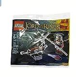LEGO El Señor De Los Anillos: Uruk-Hai Con Ballista Establecer 30211 (Bolsas)