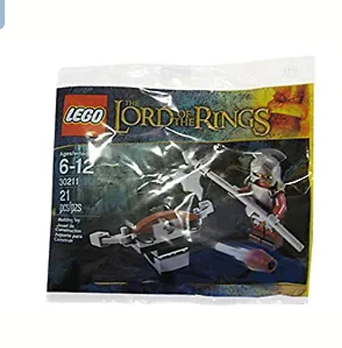 LEGO The Lord of the Rings: Uruk-Hai with Ballista Set 30211 (Bagged) by LEGO