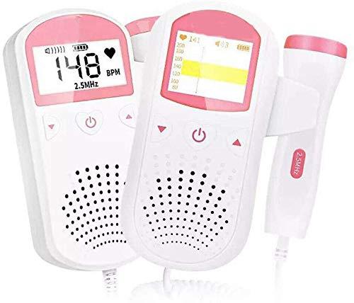 Écouteur portatif de bruit de bébé dans l'utérus pour le...