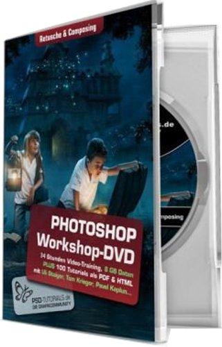 Photoshop-Workshop-DVD - Retusche & Composing